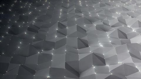 Geometric Wall 1s NB1Mb 4k CG動画