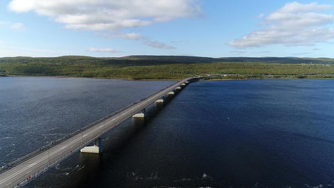 Bridge over the Kola Bay Archivo