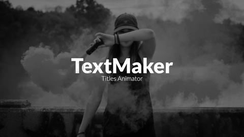 TextMaker // Premiere Pro 0