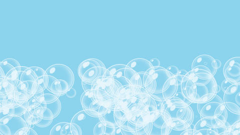 Bubbleblast wipe Animation