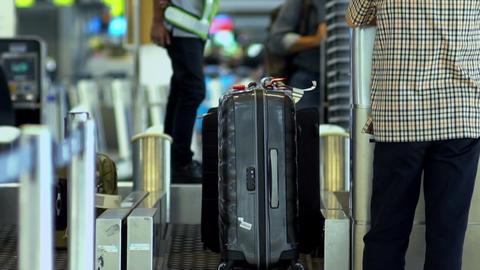 Airport Terminal Checkin Counter Image