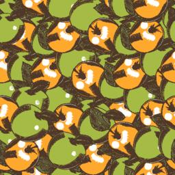 Fruits & Vegetables Patterns