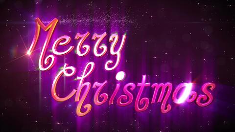 Merry Christmass Background Animation Animation