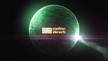 Ball Impact Logo Reveal Plantilla de After Effects