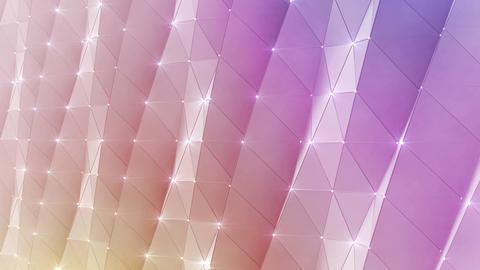 Geometric Wall 2s WC1Zc 4k CG動画