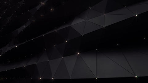 Geometric Wall 2s WDpZd 4k CG動画