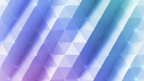 Geometric Wall 2s WA2Zc 4k CG動画