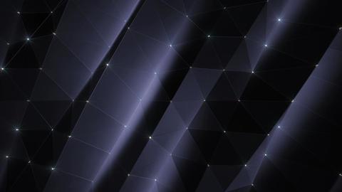 Geometric Wall 2s WApZw 4k CG動画