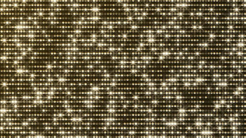 Abstract Gold Particles Glitter Glamour glittering lights Background Animation