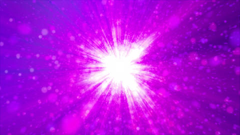 Purple circle bokeh Motion seamless loop abstract motion… Stock Video Footage