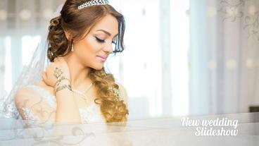 Wedding Event Slideshow Plantilla de After Effects