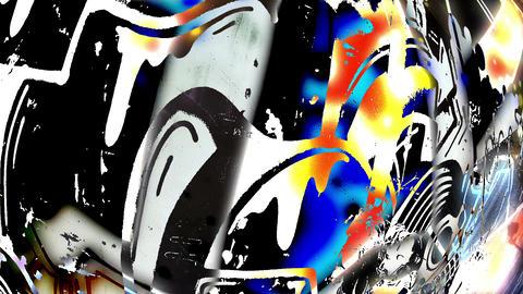 White difference Graffiti Mix Archivo