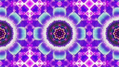 Kaleidoscope CL Circle D 1 4 K Animation