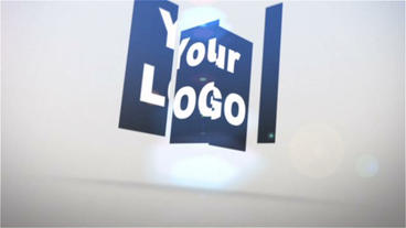 Clean Quick Corporate Logo After Effects Project