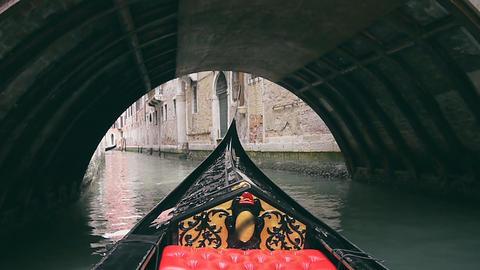 Gondola in Venice Live Action