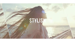 Stylish Slideshow PR模板