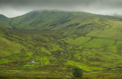 Snowdonia National Park, North Wales Photo
