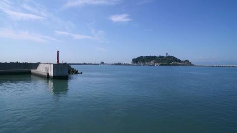 江の島 Pan ビデオ