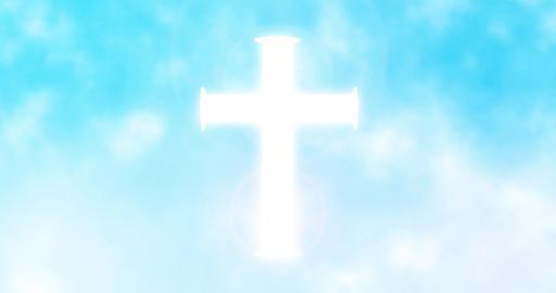 Christian Background Animación