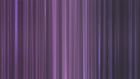 Broadcast Vertical Hi-Tech Lines, Purple, Abstract, Loopable, 4K Animation