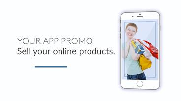 Your App Promo After Effects Template