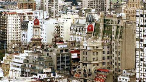 Buenos Aires Downtown Bild
