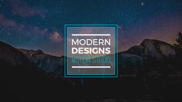 Corportate Titles Motion Graphics Template