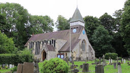 St Peter's Church Woodmansterne Surrey UK 3 ビデオ