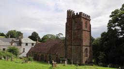 Church of St Pancras West Bagborough Somerset UK Image
