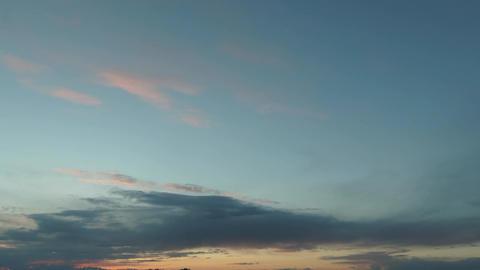 Evening Sky Background ビデオ