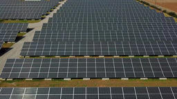 photovoltaic power generation system Filmmaterial