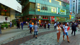 station front of Yurakucho central entrance,Tokyo Japan ライブ動画