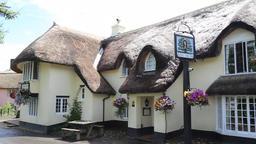 Royal Oak Inn Old English inn WInslow Somerset UK 1 Archivo