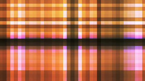 Broadcast Twinkling Hi-Tech Strips, Brown, Abstract, Loopable, 4K Animation