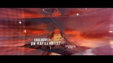 Inspire Cinematic Slideshow Plantilla de After Effects