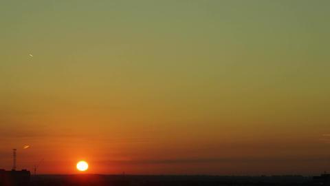Sunrise Dawn Time Lapse Footage