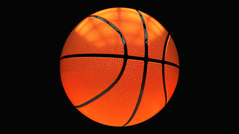 BasketBall Ball PNG-Alpha Animation