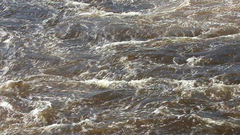 La Llovizna Falls Footage