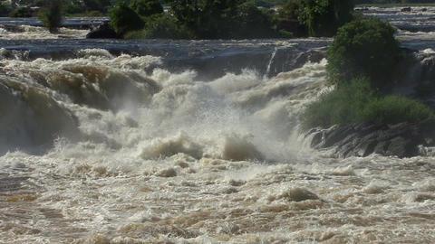 La Llovizna Water Falls Footage