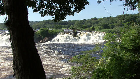 La Llovizna Water Falls Image