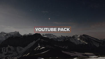 Motion Array Youtube Pack Premiere Pro Template