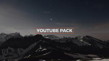 Motion Array Youtube Pack Premiere Proテンプレート