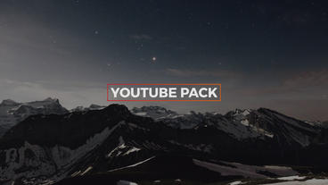 Youtube Pack Premiere Pro Template