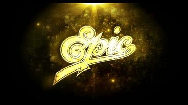 Gold Elegant Logo (Gold) Plantilla de After Effects
