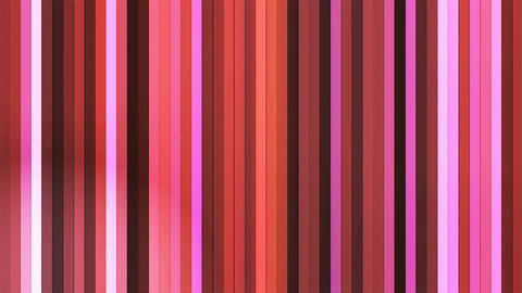 Broadcast Twinkling Vertical Hi-Tech Bars, Pink, Abstract, Loopable, 4K Animation