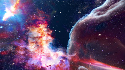 Space 3 4k 動画素材, ムービー映像素材