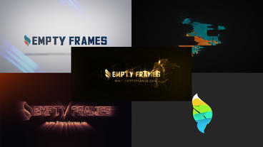 LOGO ANIMATION PACK Plantilla de After Effects