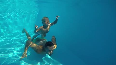 Underwater Pool. 2