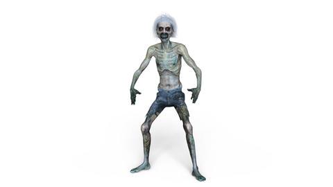 Zombie CG動画素材