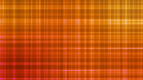 Broadcast Intersecting Hi-Tech Lines, Orange, Abstract, Loopable, 4K Animation